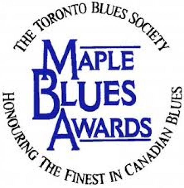 22nd Annual Maple Blues Award Winners